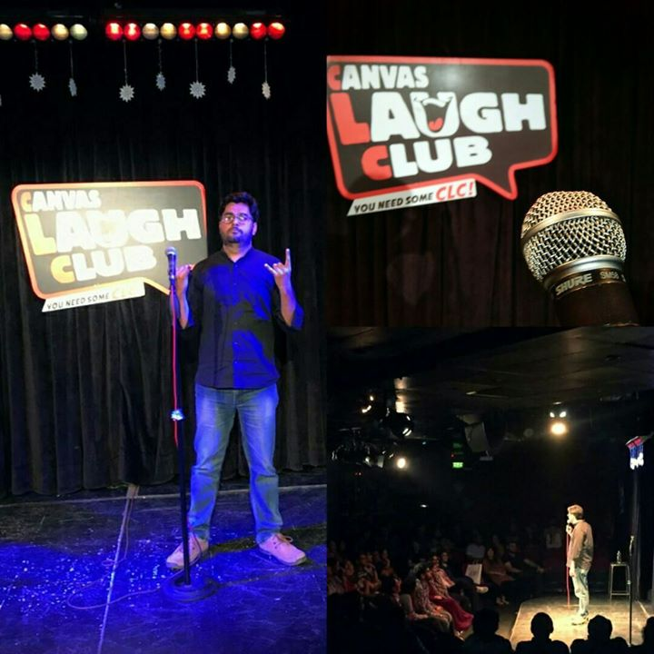 5 days, 6 Shows, Canvas Laugh Club, First Best In Weekend, Fun times. #CLC #Mumbai