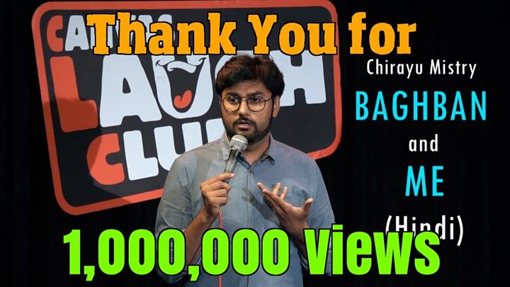 This is the first million of my life. Thank you each and everyone of you.  Video --->> https://goo.gl/1xKAwd