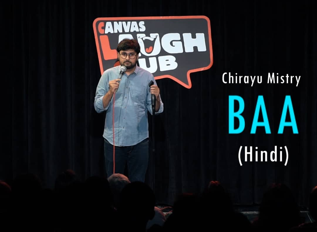 New Hindi Standup video is LIVE now. LINK IN BIO.