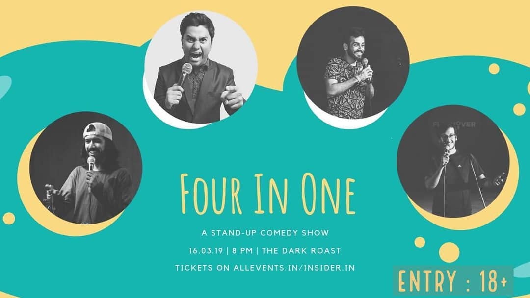 16th March. Ahmedabad. Tickets on allevents.in