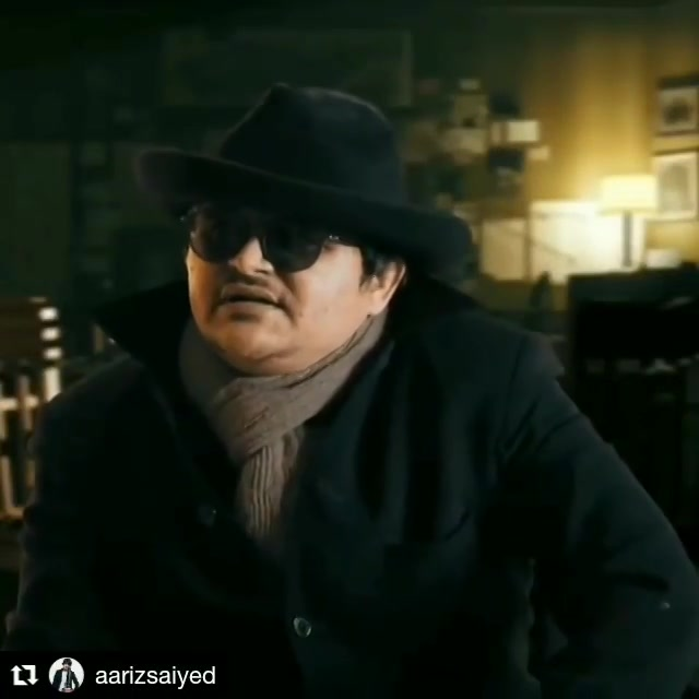 One of my favorite character from one of our sketches. @om_funnyguynextdoor @thecomedyfactoryindia  Full video on Youtube. #Repost @aarizsaiyed (@get_repost) ・・ #tcfindia #detective #gujarati #gujjus #gujju #sacredgames2 #ahambrahmasmi #guruji #gujjucomedy #gujarati #comedy #funny