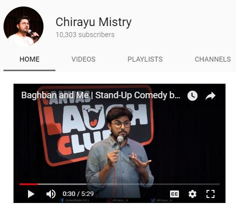 Crossed 10K Subscribers today. Thank You Everyone.  @YouTube @YouTubeIndia #YouTube https://t.co/2VzVAhz3Tz