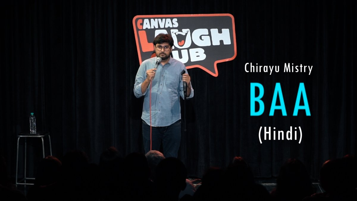 New Hindi Stand-Up Video is Live now.  Watch it here --> https://t.co/8cZMDtrw4q https://t.co/UaFld5bDpR