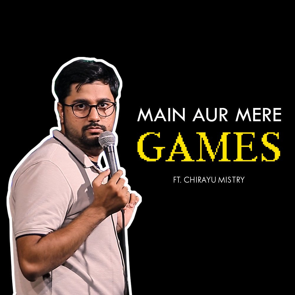 Chirayu Mistry,  StandupComedy, YouTube